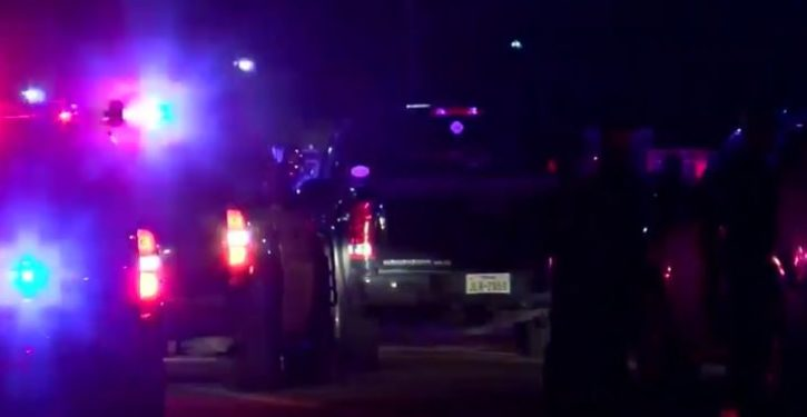 Two Texas officers shot and killed while responding to domestic disturbance call