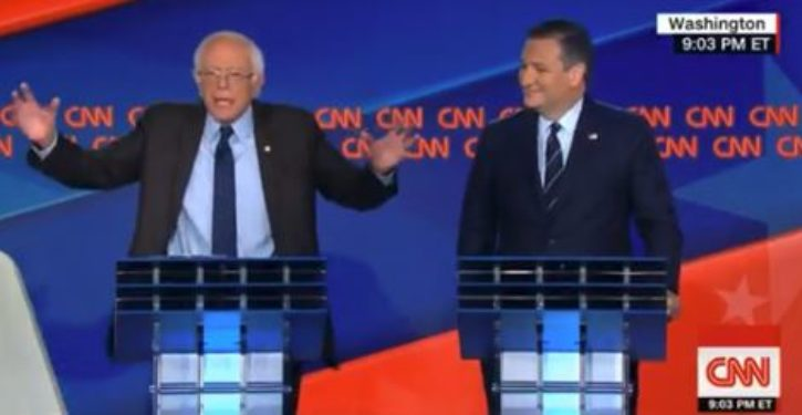 I watched the Sanders-Cruz tax debate so you didn't have to