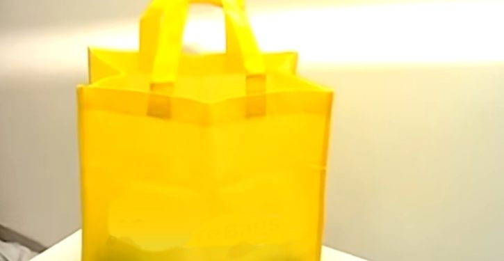 New York to ban plastic bags, harming shoppers