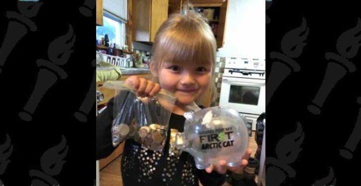 Michigan kindergartner donates own money to pay for classmates' milk