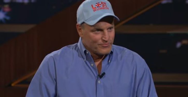 Woody Harrelson: Dinner with Trump was so 'brutal' I had to leave to smoke a joint