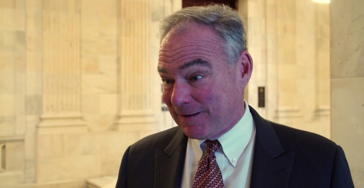 Kaine calls on Senate to publicly release sexual harassment claims