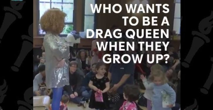 Is drag queen story hour the new normal?