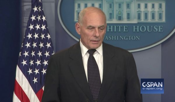 Why Gen. John Kelly lost the battle against Trump's personality by LU Staff