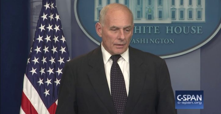 John Kelly to leave as Trump's chief of staff at end of the month