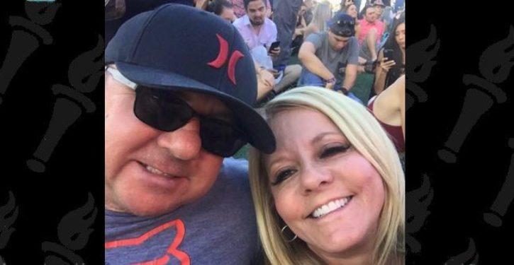 Couple who survived Las Vegas massacre dies in car crash