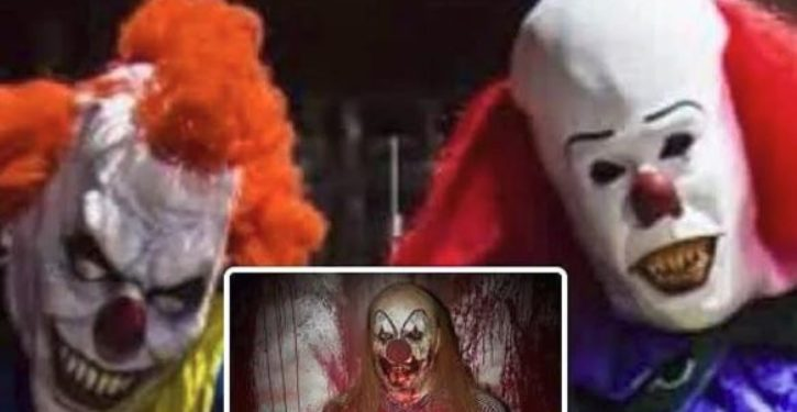 Killer Clown craze is back