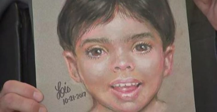 'Somebody knows this kid:' Police search for identity of young child found dead on beach