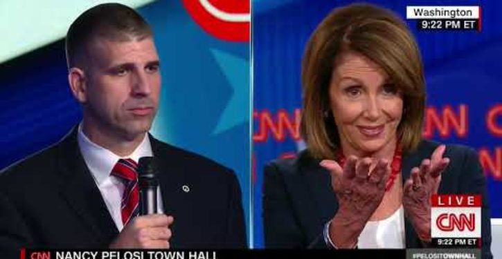 Stupid Dem Tricks: This time it's Pelosi who shows off her tenuous grasp of the gun debate