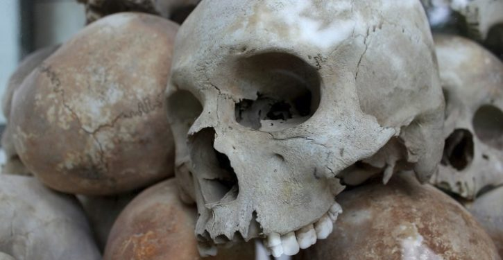 Indian 'corpse smuggler' arrested with 50 human skeletons in his luggage