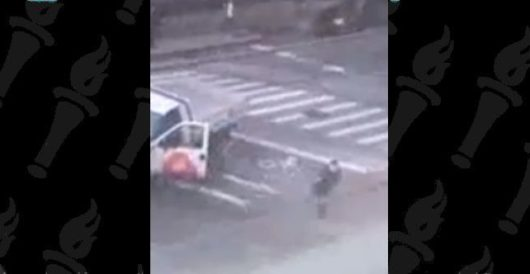 Six dead, 15 injured in terrorist attack in downtown Manhattan by Howard Portnoy