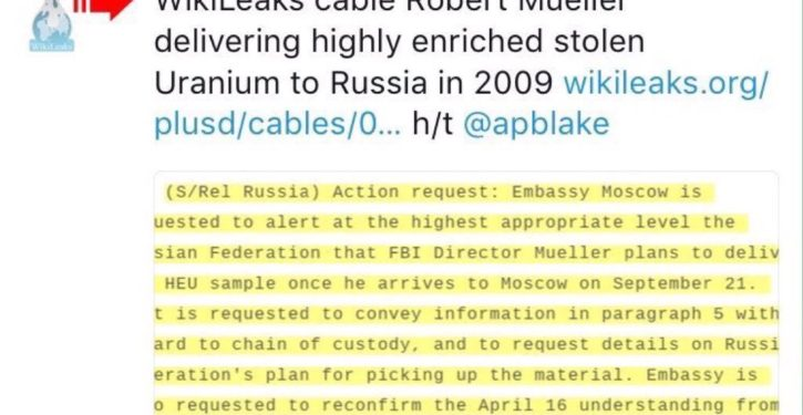 BOMBSHELL: Russia received stolen highly enriched uranium from Obama admin via this public servant