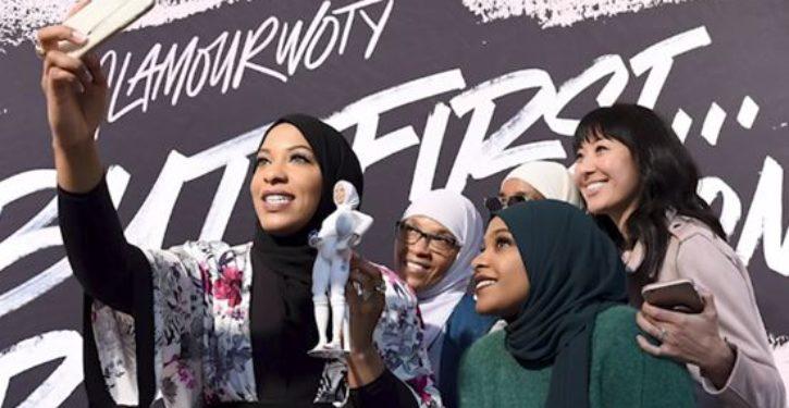 Barbie's first hijab: Meet the new Ibtihaj Muhammad doll
