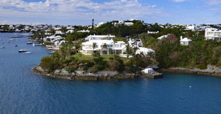 How Bermuda insurance is ripping off American taxpayers