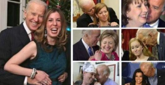 What's funnier than handsy Joe Biden going to bat for women? His plagiarizing in plain view by Howard Portnoy