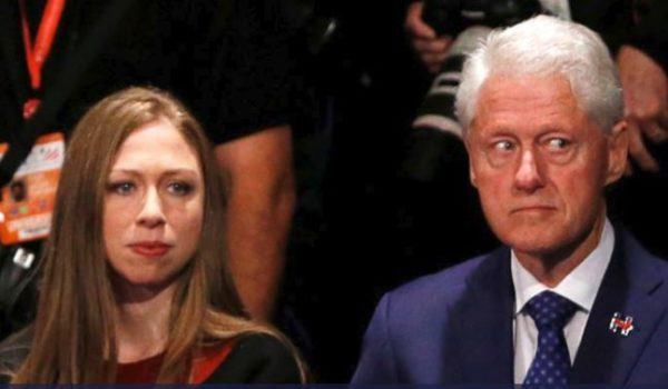 Bill Clinton facing four new allegations of sexual assault aboard 'Air F*ck One' by Ben Bowles