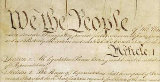 Warning: The U.S. Constitution may be hazardous to your health by Ben Bowles