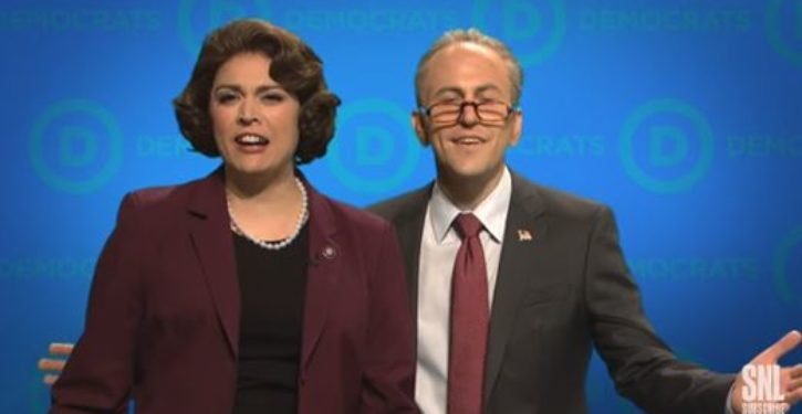 It's come to this: 'Saturday Night Live' paints Democrats as out of touch, elderly losers