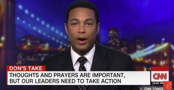 CNN's Don Lemon: 'It's my obligation as a journalist' to call Trump 'racist'