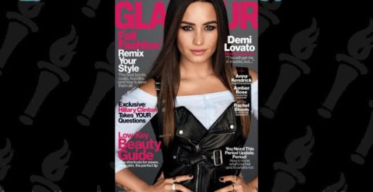 Guess who made the cut for Glamour magazine's 'Women of 2017'? by Howard Portnoy