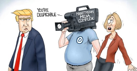 Cartoon of the Day: Headline grabber by A. F. Branco