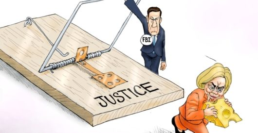 Cartoon of the Day: The Great Escape by A. F. Branco