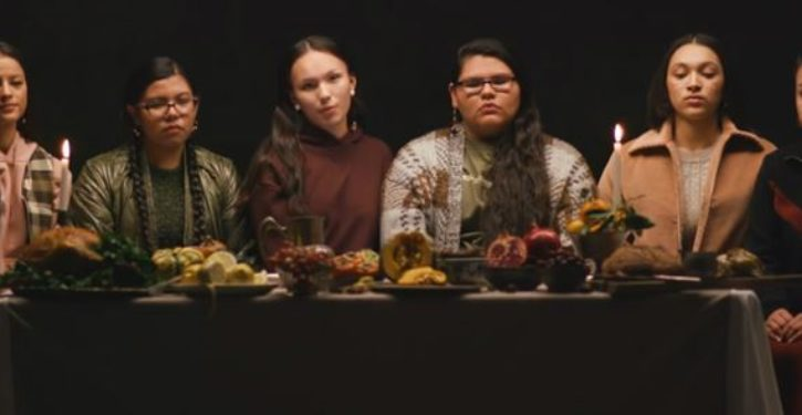 American Indian girls describe the 'real' history behind Thanksgiving