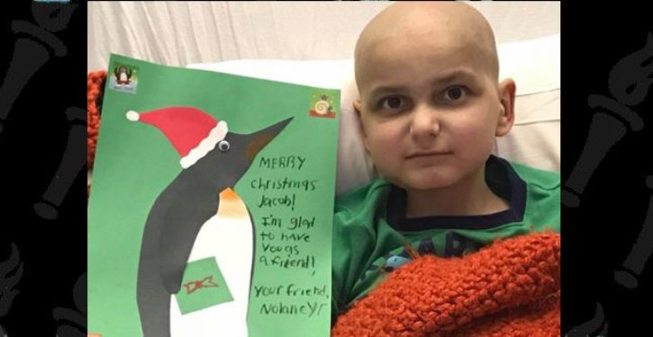 9-year-old cancer patient asks for cards to celebrate 'last Christmas' early