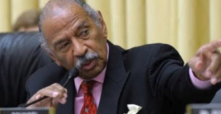Conyers won't seek re-election in wake of harassment claims — but not to worry, Conyers fans