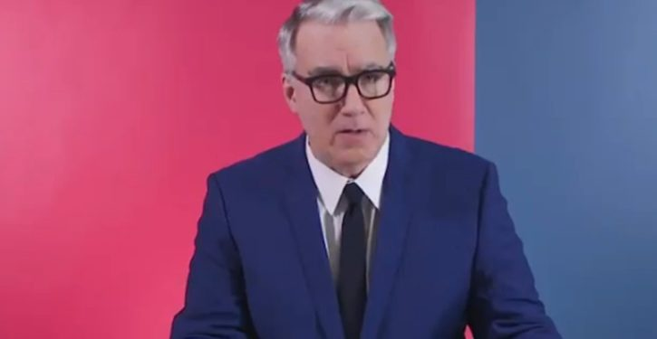 Keith Olbermann: Masters tournament in Georgia also must be boycotted
