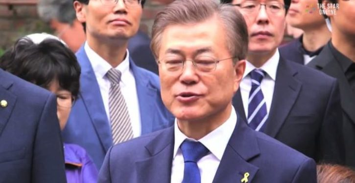 South Korea's bow to Beijing
