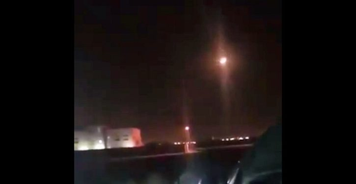 Saudis intercept ballistic missile near Riyadh; Houthi-controlled Yemen claims launch