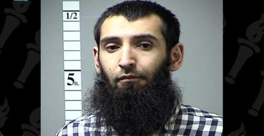 NYC terrorist's name translates to 'sword of Allah' by LU Staff