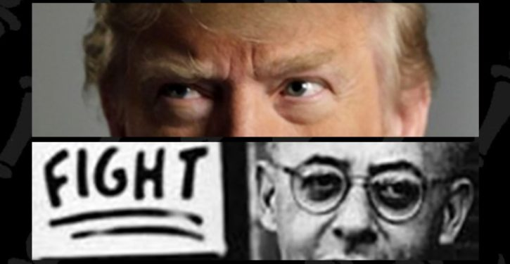 The Trump phenomenon is breaking the Alinsky model in pieces