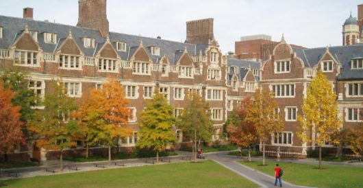 Student barred from class at U. Penn for claiming there are two genders by LU Staff