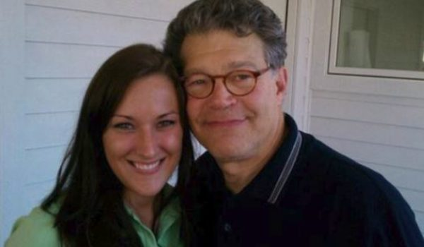 Old Al Franken rape jokes resurface in wake of groping allegations by Rusty Weiss
