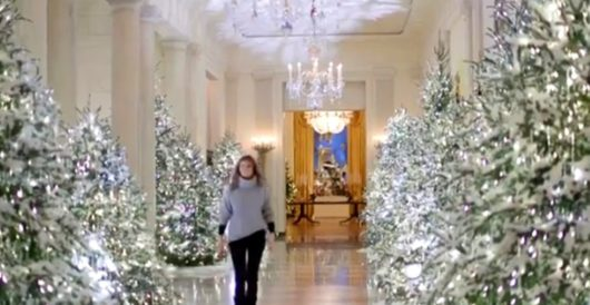 Trump cancels White House Christmas party for the press. Who can blame him? by Howard Portnoy