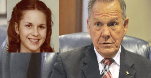 Mother of Roy Moore accuser contradicts key detail of sexual misconduct story by Joe Newby