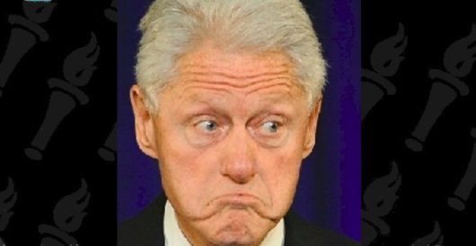 Bill Clinton silent on photos showing Epstein, Maxwell visiting him in White House by Daily Caller News Foundation