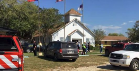 Churchgoers kill Texas shooter by Hans Bader