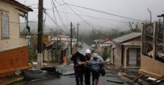 Whitefish Energy charged $319 an hour to fix Puerto Rico's broken electrical grid by LU Staff