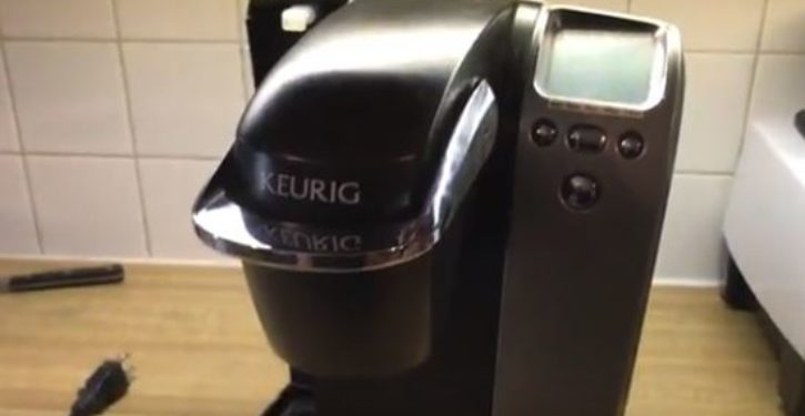 Keurig CEO folds, calls plan to pull ads from Hannity 'unacceptable'