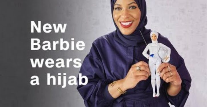 Mattel unveils 'hijab Barbie' based on anti-American Muslim who mocked terror victims
