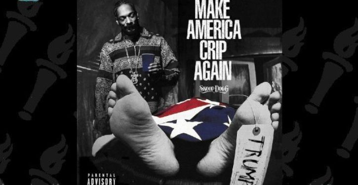 Snoop Dogg: Feds who vote for Trump after shutdown are 'some stupid mother*ckers'