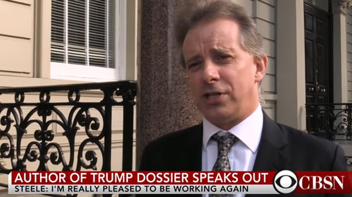Spygate agonistes: FBI research had revealed 90% of Steele dossier false or unverifiable by early 2017
