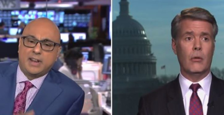 MSNBC host gets schooled, loses it during net neutrality debate with former FCC chairman