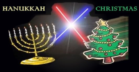 Happy Hanukkah! Here are 18 differences between Christmas and Hanukkah by Jeff Dunetz