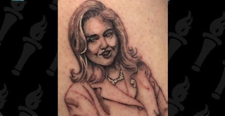 Clinton reacts to SNL cast member's tattoo of her face: 'I'm honored'
