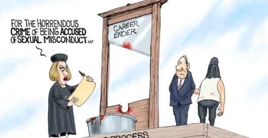 Cartoon bonus: Crime and punishment by A. F. Branco