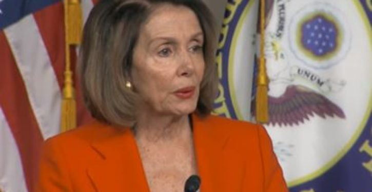 Pelosi says 'God is with us' in wanting amnesty